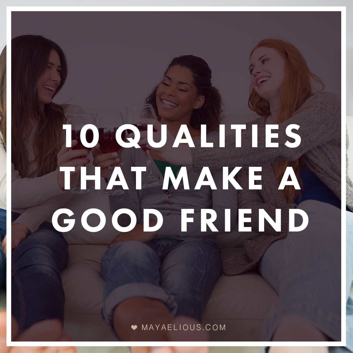 the qualities of a friend essay