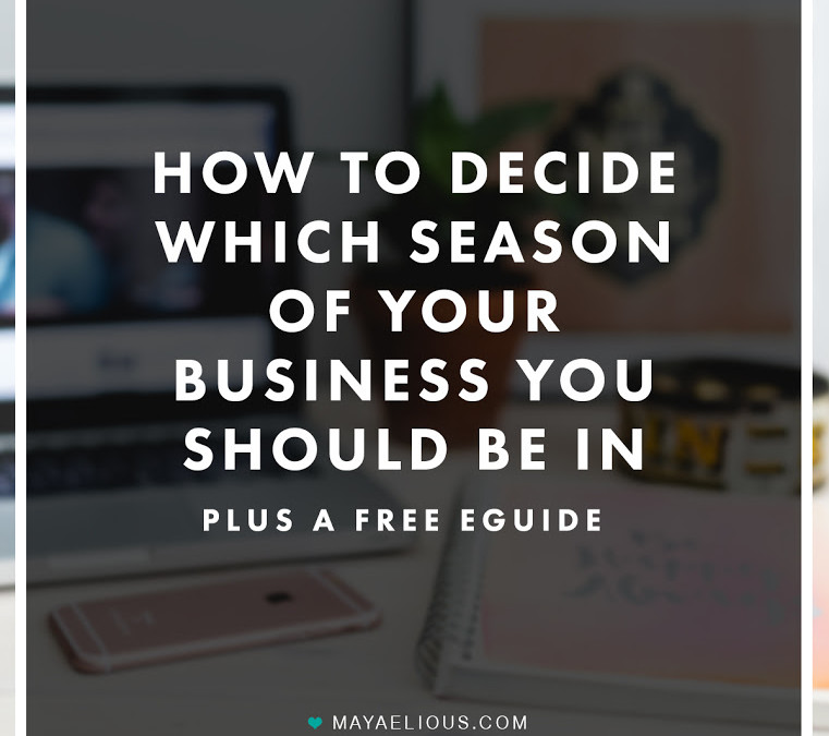 How To Stop Playing It Safe & Elevate To The Next Season In Your Business
