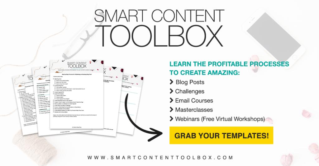 Smart Content Toolbox